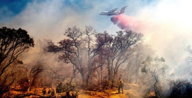 Aerial firefighting: A crucial tool to protect resources