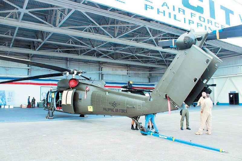 Philippine Air Force Orders 15 Black Hawks for Multi Mission Capability