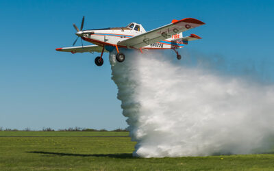 Aviation resources prepositioned in state for wildfire response