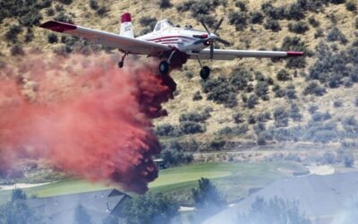 Napa County group proposes quick response, wildfire-fighting planes