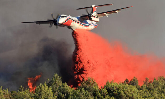Aerial Firefighting Europe: New Location – New Opportunities
