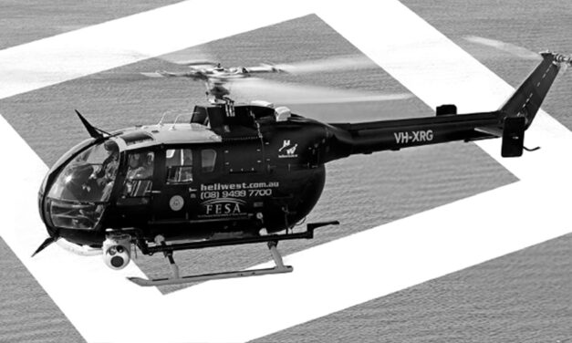 BEYOND SEARCH & RESCUE: How Heliwest Delivers Multiple ISR Missions