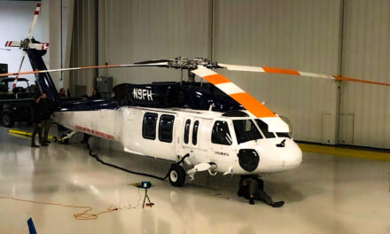 Aviation Specialties Unlimited Announces NVIS FAA STC for UH-60