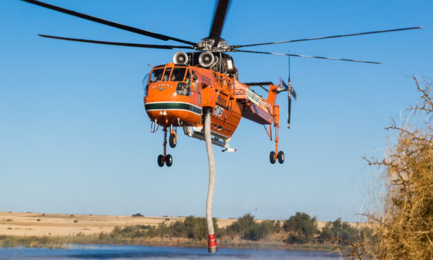 Erickson Wins 3 U.S. Forest Service Contracts for Upcoming Wildfire Season