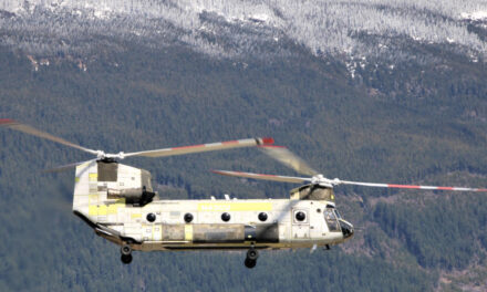 Coulson Aviation's Newest Helitanker Takes Flight