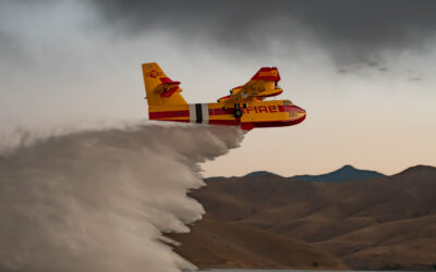Upgraded Santa Maria Air Tanker Base ready to provide aerial support for future wildfires