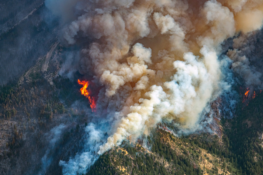 """Bracing for more big wildfires, Colorado leaders shift strategy to """"fight fires when they are small"""""""