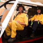 Dubbo's NSW RFS Training Academy gets simulator to help keep pilots safe