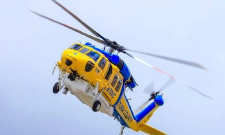 United Rotorcraft  announces Ventura County FIREHAWK delivery