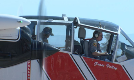 Aerial firefighting trainees are taking to the Northstate skies ahead of fire season