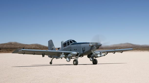 L3Harris Technologies and Air Tractor Announce Sky Warden™ ISR Strike Aircraft