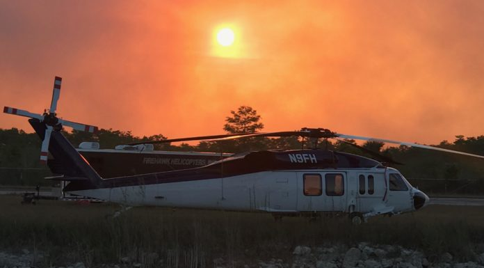 VIDEO: Snorkel Seen in Video Minutes Before Crash Possible Cause of Firehawk Helicopters UH-60 Crash