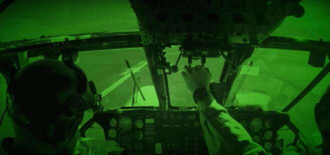 Night-vision helicopter will tackle Southern Oregon wildfires