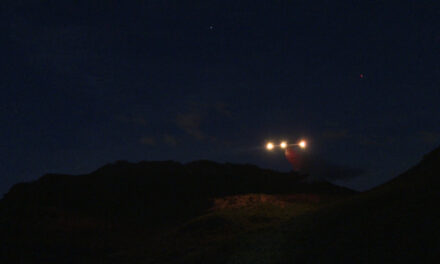 New technology could allow nighttime aerial wildfire suppression in Colorado