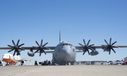 Nevada Air Guard activated for firefighting effort as fires rage across western states