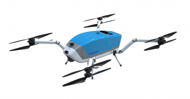 Korean Air to supply hybrid firefighting drones to first responders