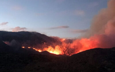 Arizona lawmakers advance $100M fire fund in special session