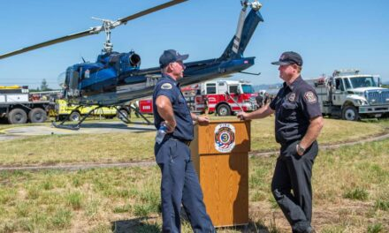 Fire officials brace for 'above average' conditions