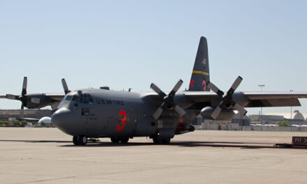 Additional MAFFS-equipped aircraft mobilized to assist with wildfires