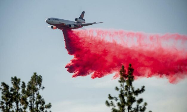 Fuel shortage could hinder aerial attacks on wildfires