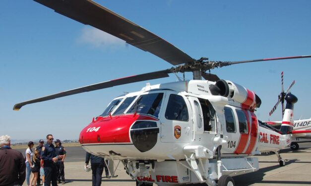 Napa County Seeking its Own Firefighting Helicopter