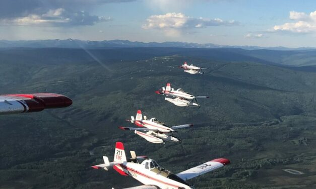 Dauntless Air Enters 2021 Wildfire Season with Expanded Fleet of 15 Fire Bosses