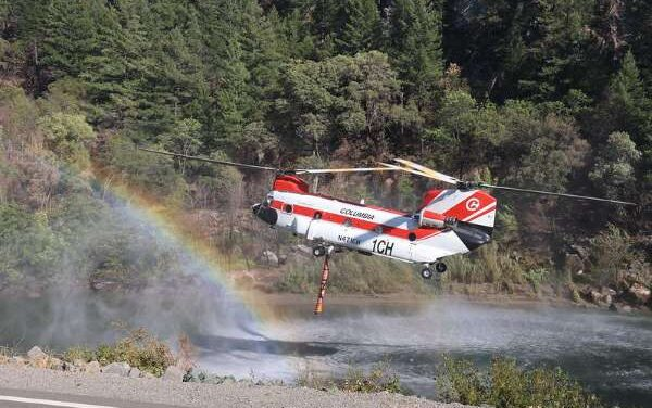 Newsom administration secures 12 aircraft to support statewide fire response
