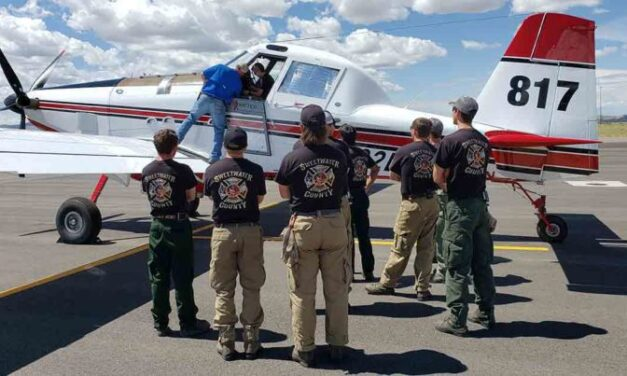 BLM SEAT Base Already Making a Difference in Firefighting Efforts