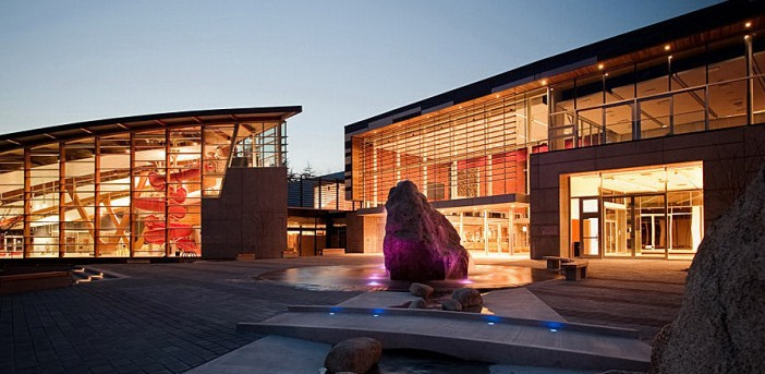West Vancouver Community Centre:  Master Program (photo:  Hughes Condon Marler Architects)