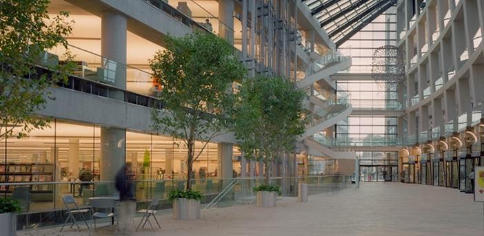 Salt Lake Public Library:  Needs Assessment + Functional Program + Design Liaison