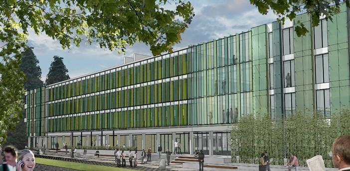 UBC Sauder School of Business:  Master Program + Functional Modelling (photo:  Acton Ostry Architects)