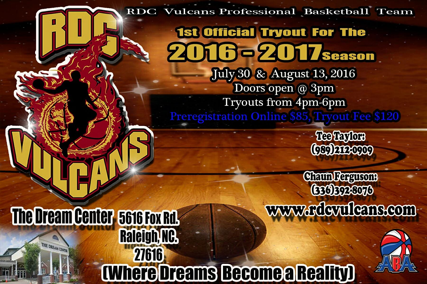 rd_Vulcans_try out flyer