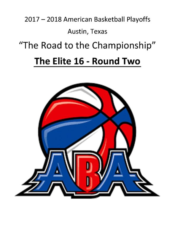 2018 ABA Road to the Championship (Click Below)