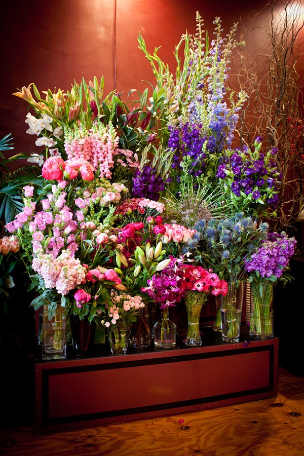 Weddings Events and Corporate Flowers