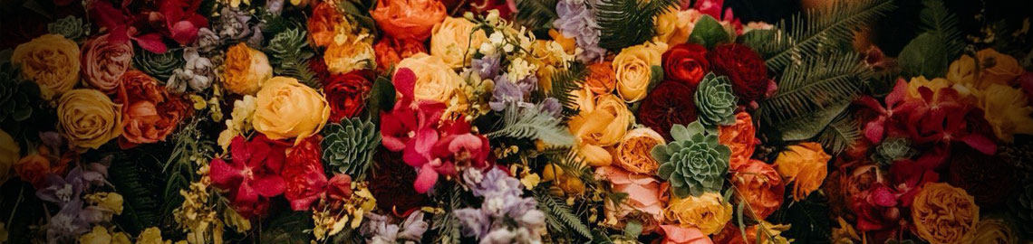 Bright-Funky-Bridal-Bouquets