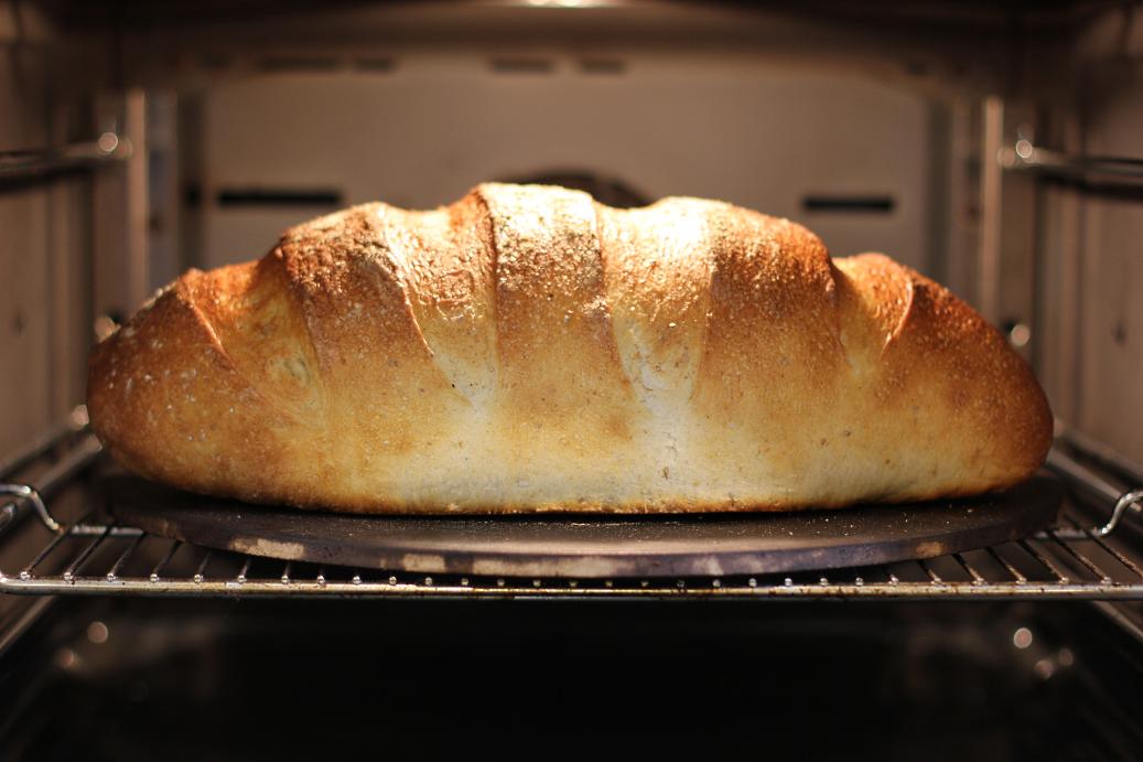 oven baking