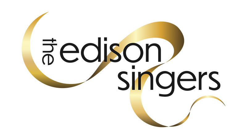 The Edison Singers Logo
