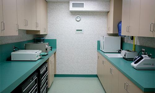 IV Sedation office tour. Sterilization room for IV , Oral Sedation, Nitrous oxide Sedation