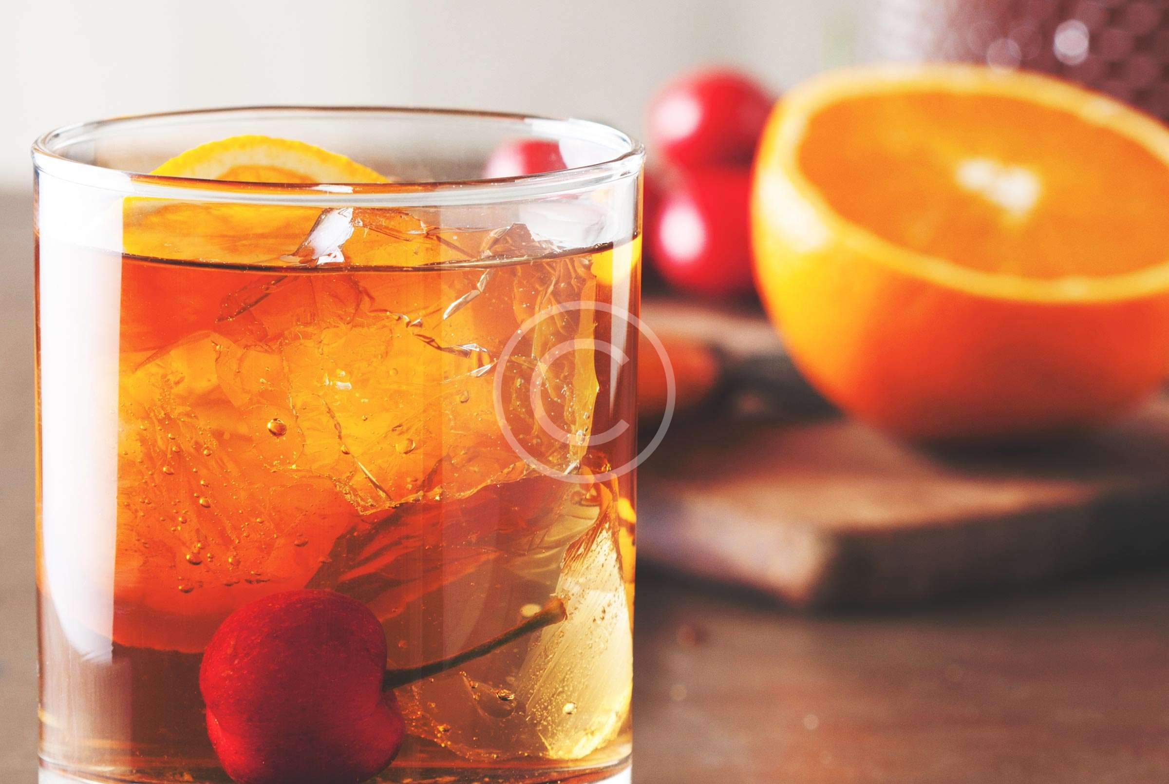 """That's How We Make """"Old fashioned"""""""