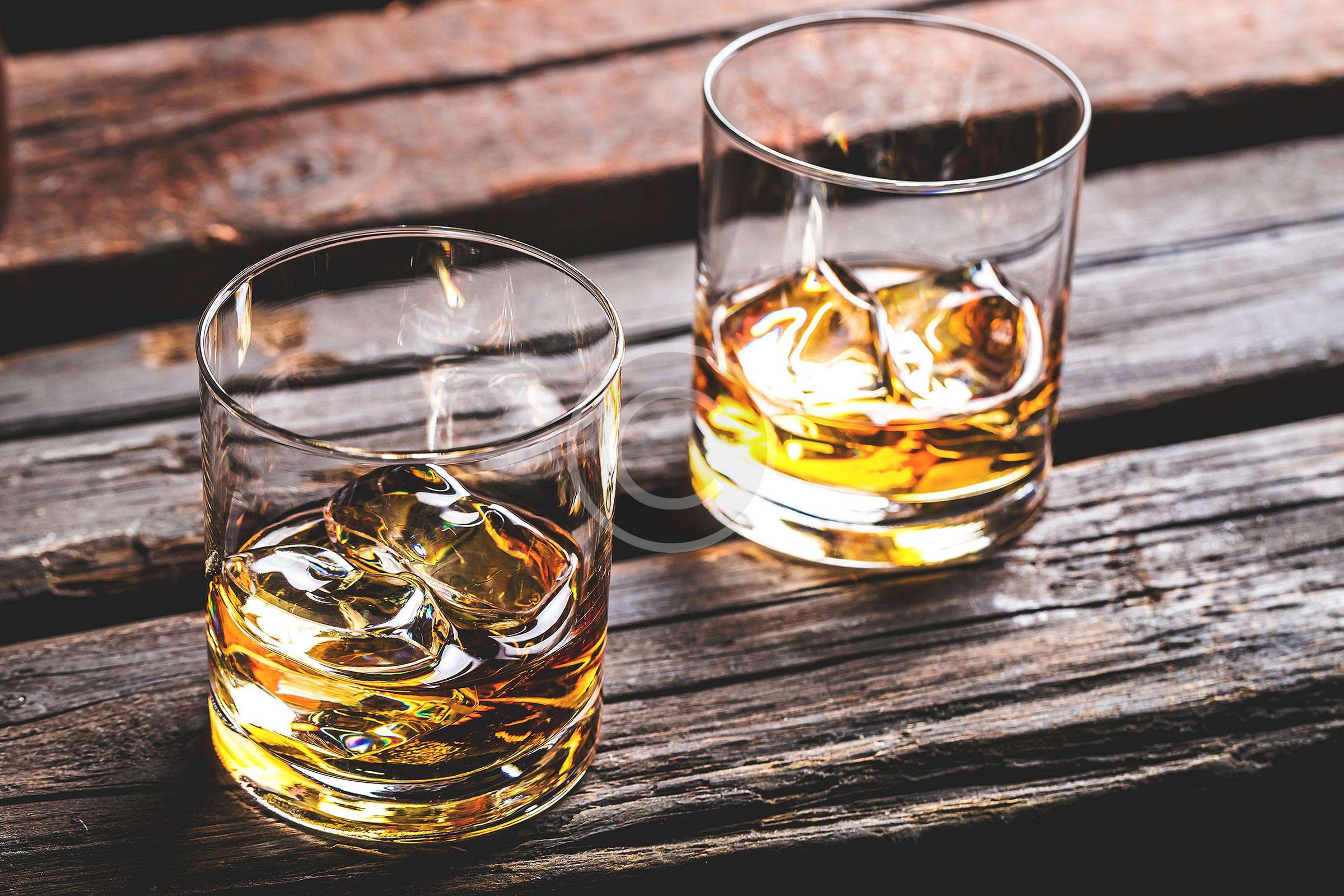 Whisky Tastes Best With a Splash of Water