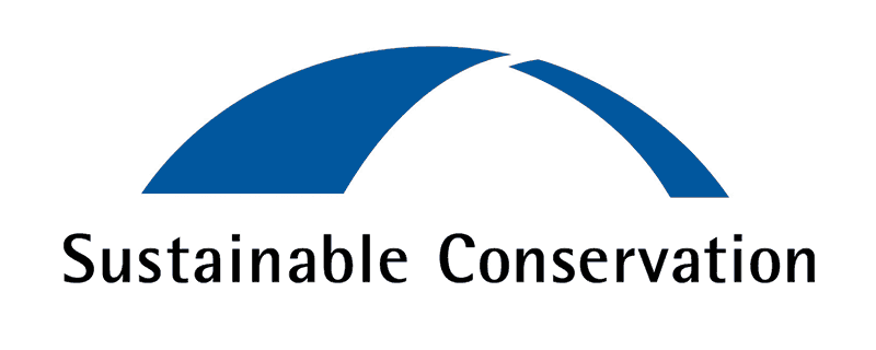 Sustainable Conservation logo