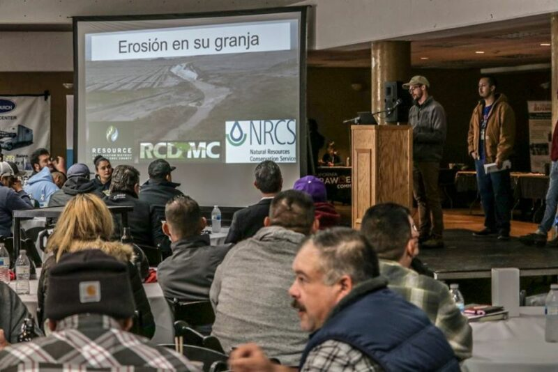RCD of Monterey County at the Latino Ag Expo 2019, Salinas