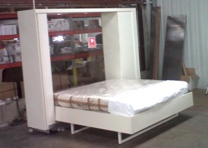 Mattress Pull-Out Display