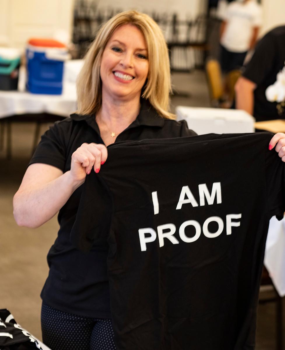 Bethe Hathaway I AM PROOF