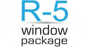 R-5 Glass Package