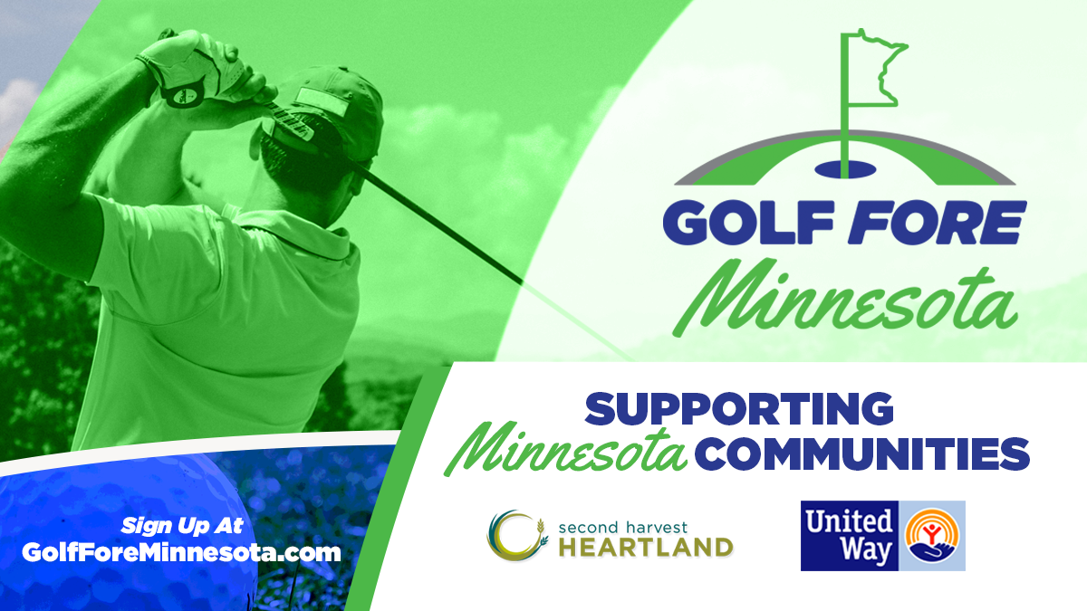 Golf Fore Minnesota - supporting Minnesota Communities