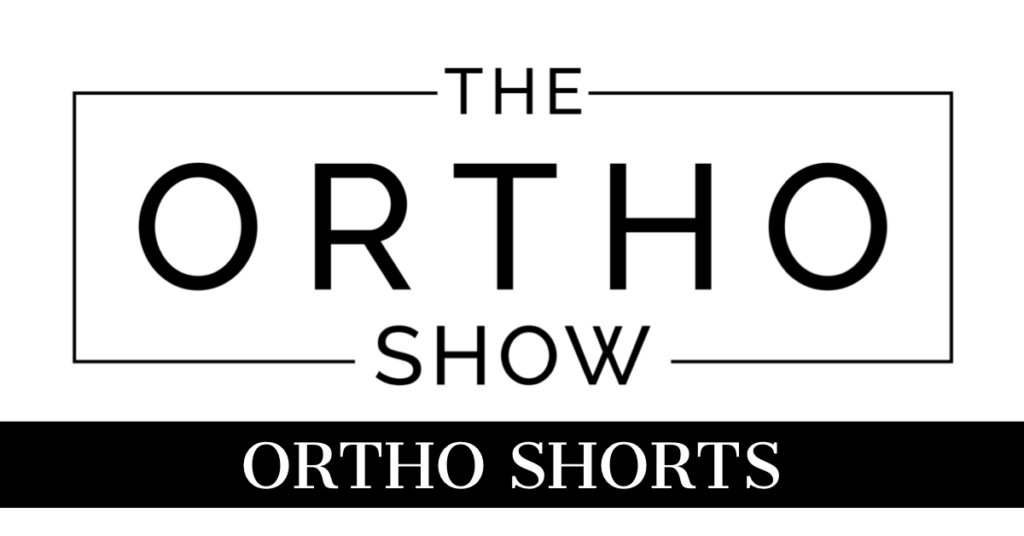 The Ortho Show, Ortho Shorts