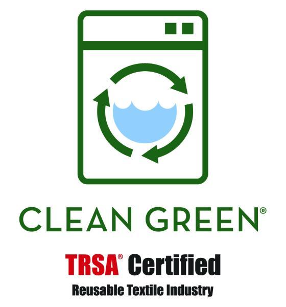 Healthcare Linen Performance Standards: TRSA Clean Green certification