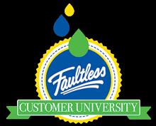 Faultless Customer University