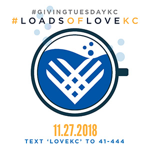 Healthcare Linen to kick off Giving Tuesday with Loads of Love KC